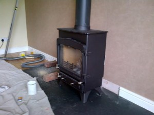 Woodwarm Fireview 5kw