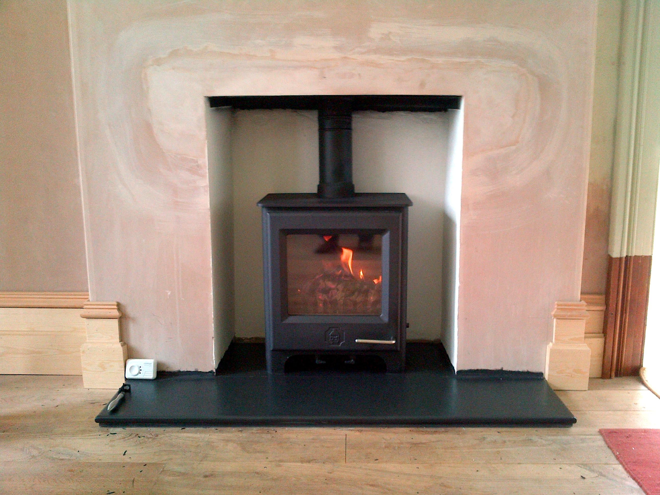 Woodwarm Fireblaze and Firegem.   PHOENIX CHIMNEYS